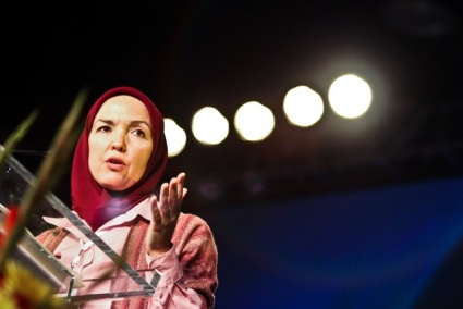 In this Pennsylvania State University video, Ingrid Mattson, the first female president of the Islamic Society of North America, talks about converting to Islam and the need for understanding the Muslim community.