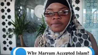 Why Maryam Accepted Islam?