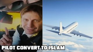 Pilot Converts to Islam in the Sky