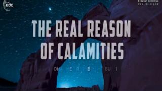 The Real Reason of Calamities