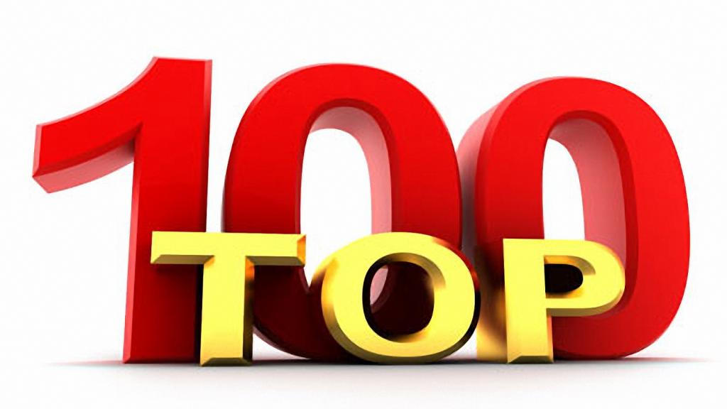 Картинки топ 100 лучших