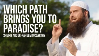 Which Path Brings You to Paradise?